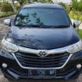 2016 Toyota Avanza 1.3 G MPV manual