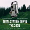 Jual Total Station Gowin TKS-202N Reflectorless #087783984963