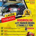 HIDROLIK LIFT PARKIR MOBIL 2 TIANG