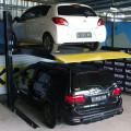 LIFT PARKIR MOBIL SUSUN 2 TIANG