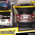 Lift Parkir Garasi mobil  atau Carport