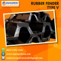 Rubber Fender V -