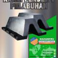 rubber fender v 500 H sulawesi