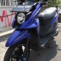 Yamaha X-Ride Tahun 2014 Bulan 12