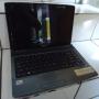 Jual Notebook Acer Aspire 4736 Core2Duo/1GB/320GB Mulus terawat 2.6jt COD Jogja