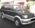 Mitsubishi Kuda GLS 2.4 Diesel 2000 Siap Pakai