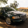 Jual Mercy C180 Th'96