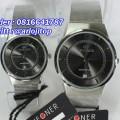 Hegner HW1565G Sepasang Silver