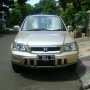 Jual Honda CRV th 2001 Automatic coklat muda metalik