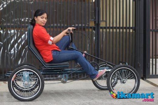 Jual Sepeda Roda Empat (Quad Bike) untuk berdua - Sepeda