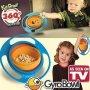 Jual Gyro Bowl (mangkok anti tumpah)